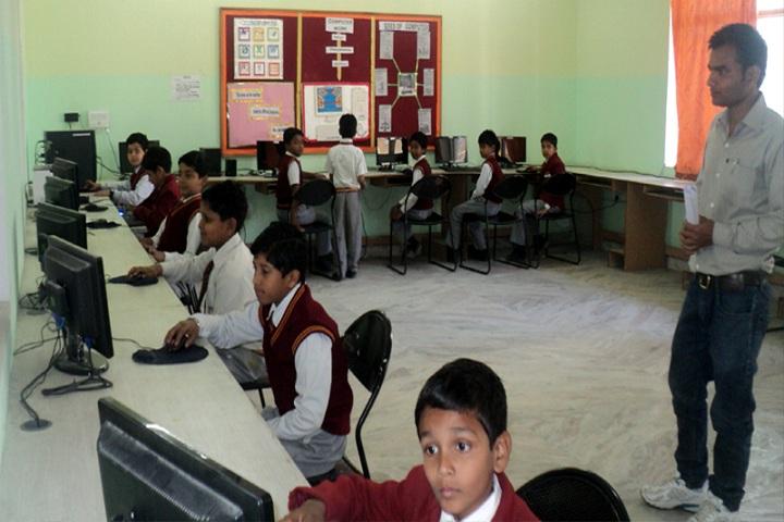 The Jaipuria School-Computer lab