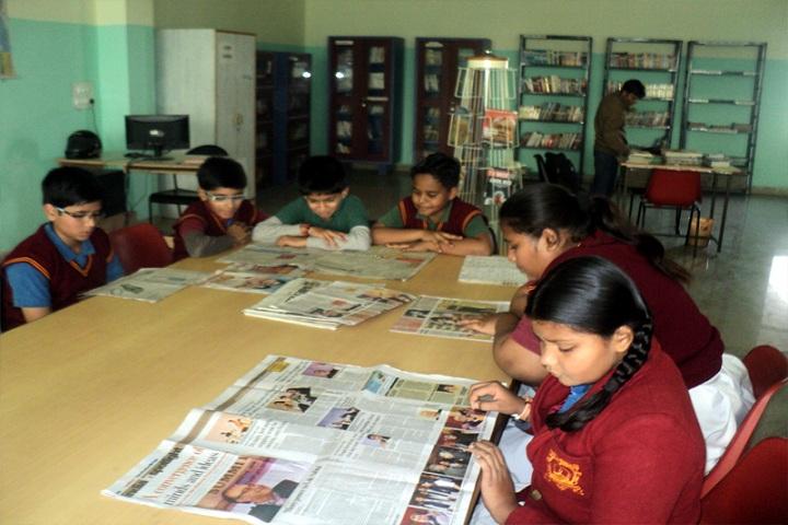 The Jaipuria School-Library