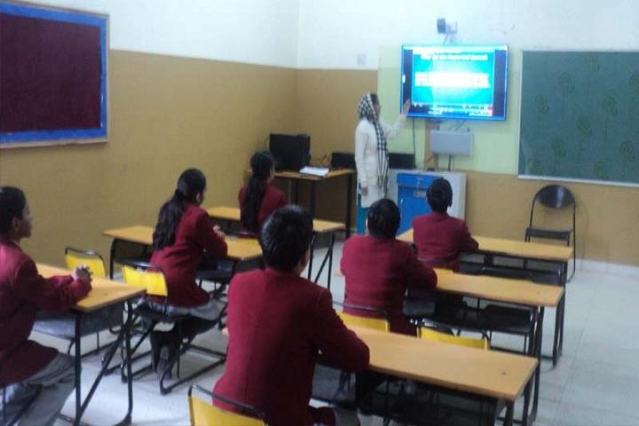 The Jaipuria School-Smart class