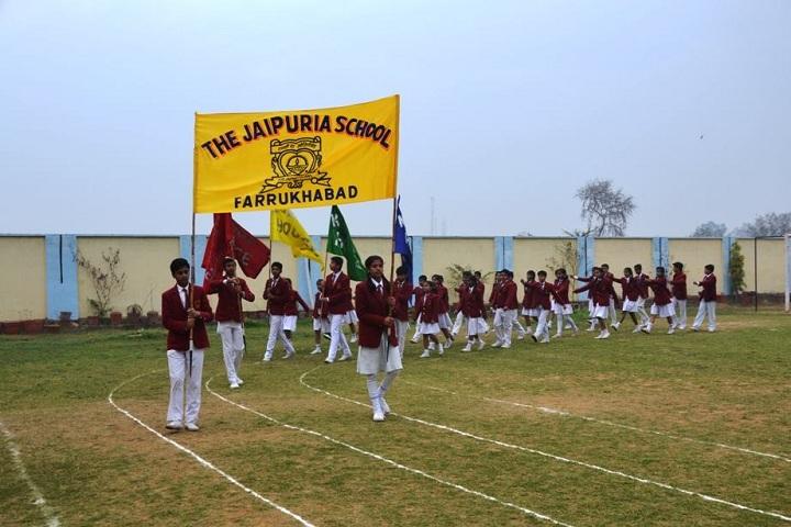 The Jaipuria School-Sports day