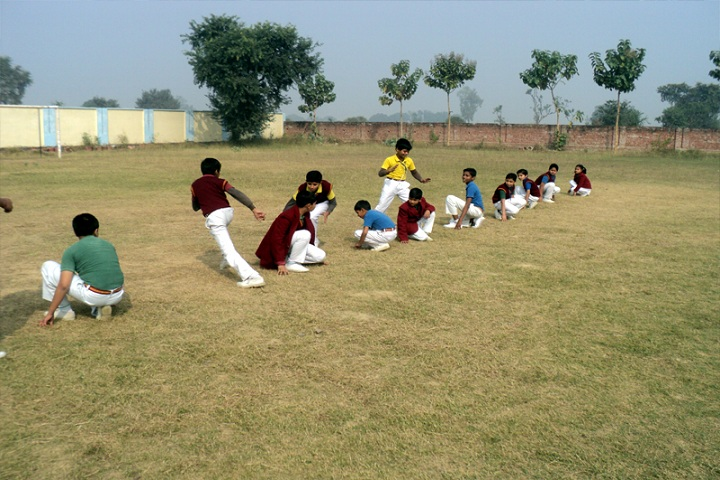 The Jaipuria School-Sports