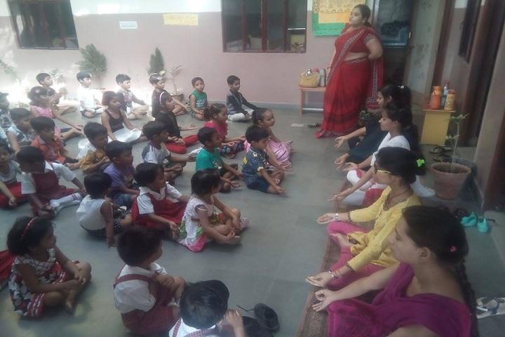 The Jaipuria School-Summer camp