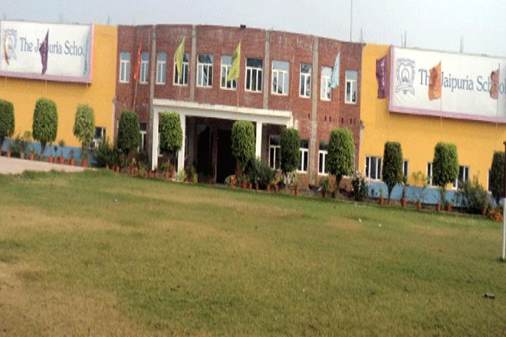 The Jaipuria School-School Building