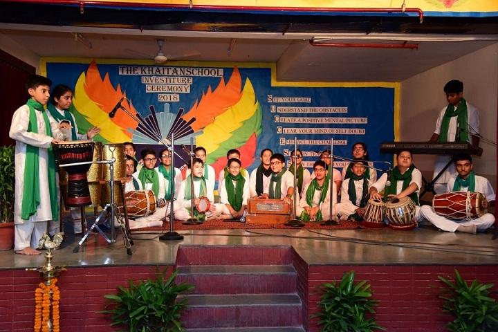 The Khaitan School-Auditorium