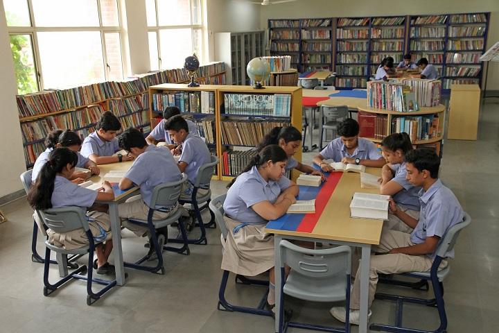The Khaitan School-Library