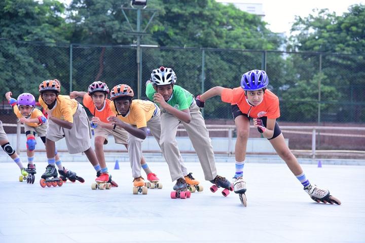 The Khaitan School-Sports