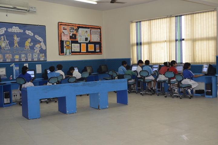 The Millennium School-Computer lab