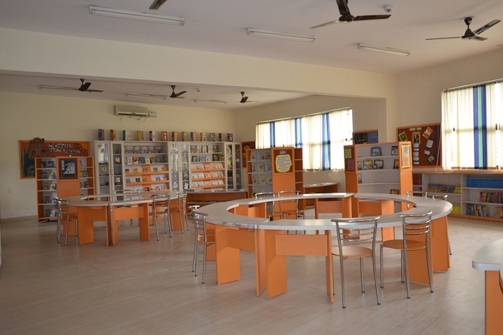 The Millennium School-Library