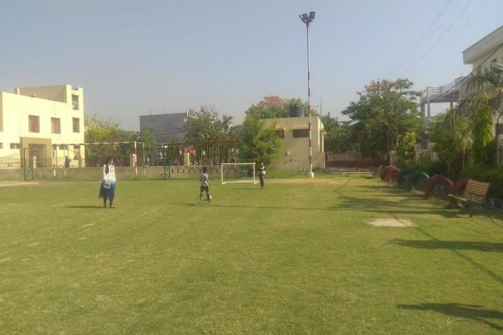 The Millennium School-Play ground