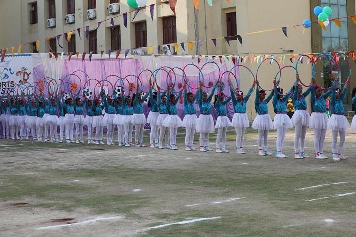 The Millennium School-Sports fiesta
