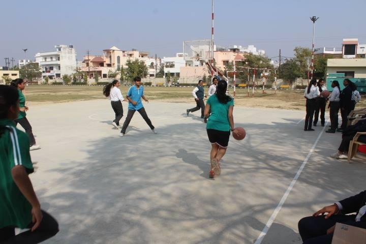 The Millennium School-Sports