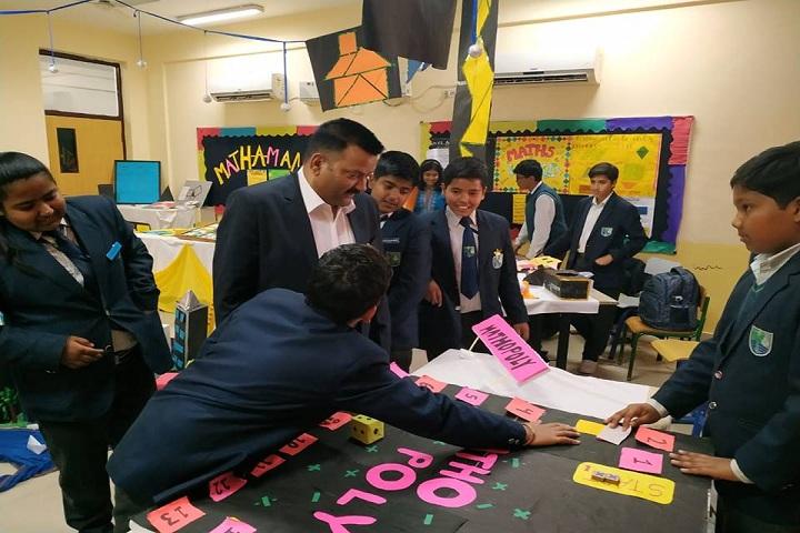 The Millennium School-Student project