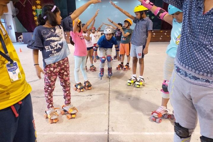 The Millennium School-Summer camp