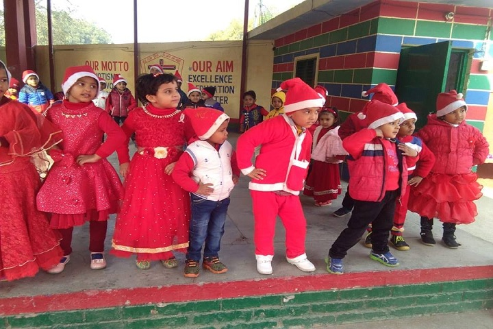 The Model Higher Secondary School-Christmas day celebrations