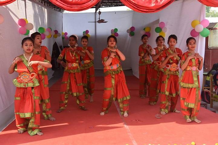The Model Higher Secondary School-Cultural program
