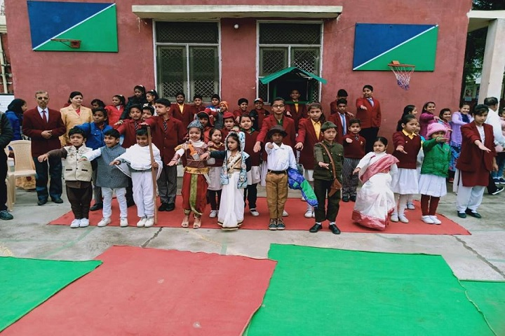 The Model Higher Secondary School-Republic day celebrations