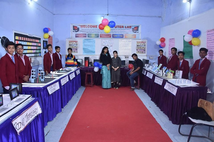 The Model Higher Secondary School-Student project