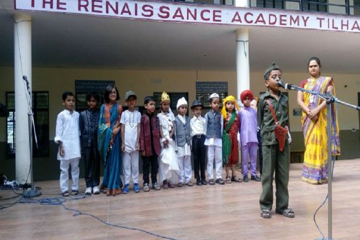 The Renaissance Academy-Ghandhi Jayanthi Celebrations