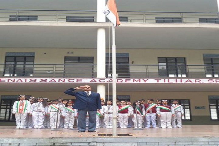 The Renaissance Academy-Republic Day Celebrations