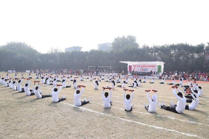 The S D Vidya School-Annual Sports Meet Day