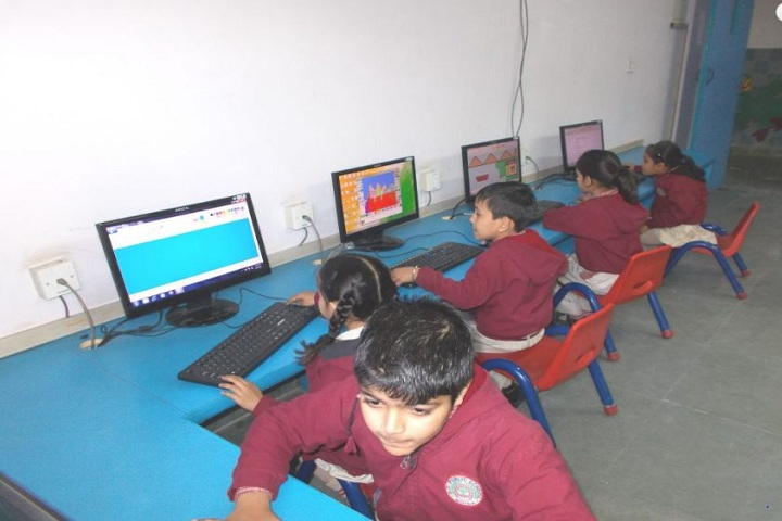 The S D Vidya School-Computer Lab
