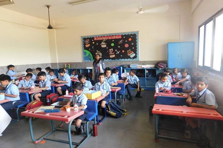 The S D Vidya School-Kids Classroom
