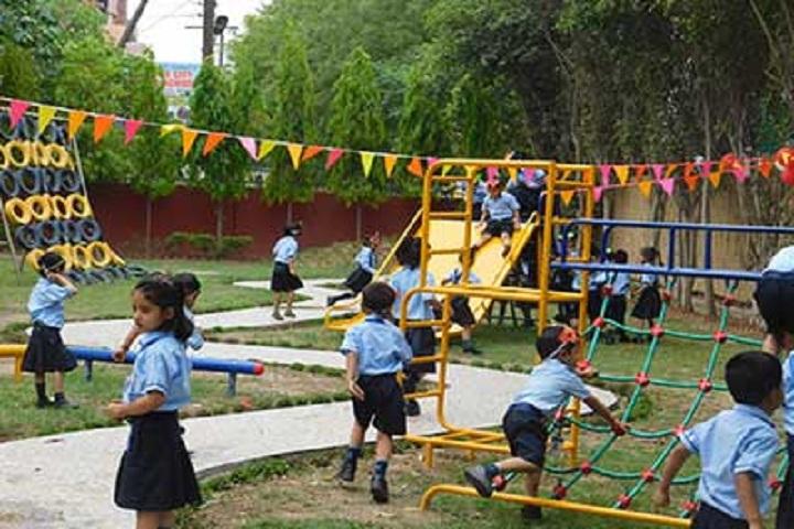 The S D Vidya School-Kids Play Area