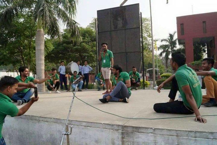 Government Model Senior Secondary School-Drama