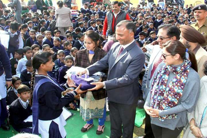 Government Model Senior Secondary School-Gifts