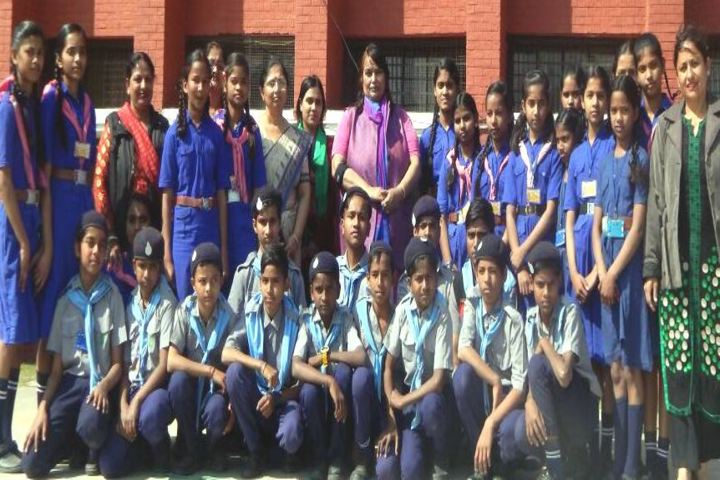 Government Senior Secondary School-Scouts