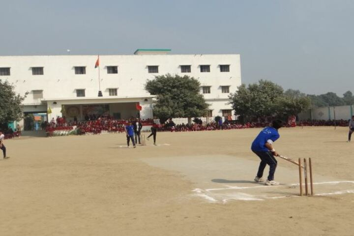 Tiny Tots English Medium School-Play ground