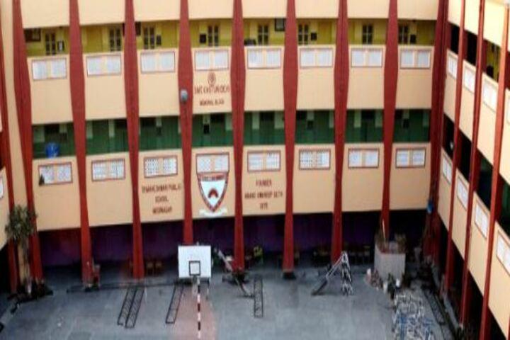 Tulsiram Maheshwari Public School-Campus View