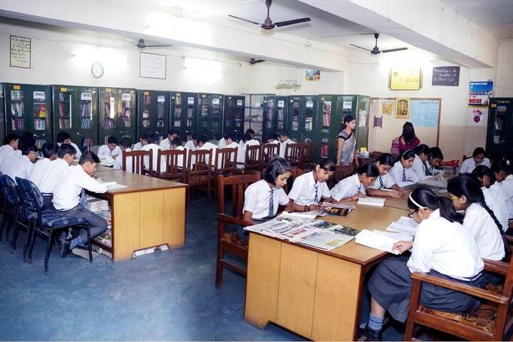 Tulsiram Maheshwari Public School-Library