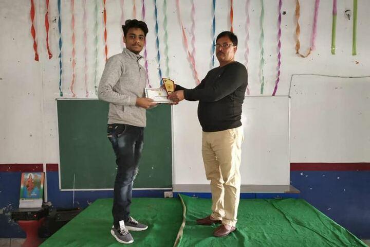 Tundla Public School-Achievement