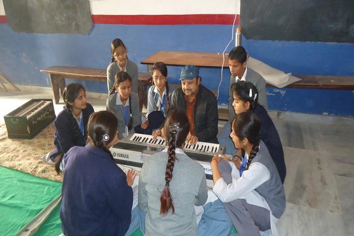 Tundla Public School-Music