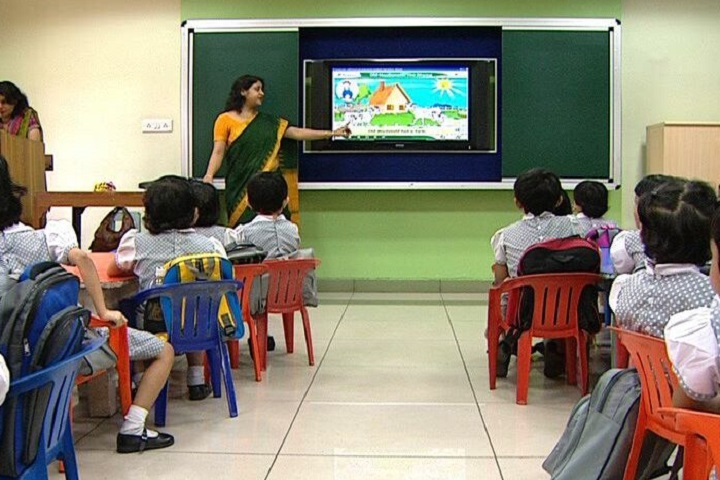 U S Academy and Institute-Smart Class Room