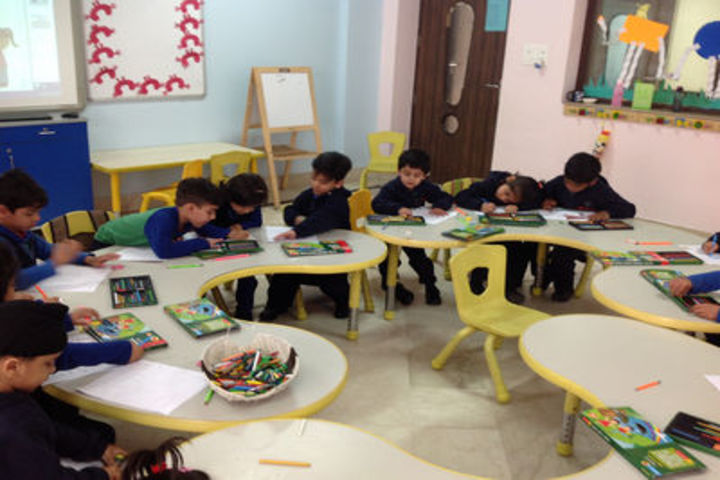 U S International School-Activity