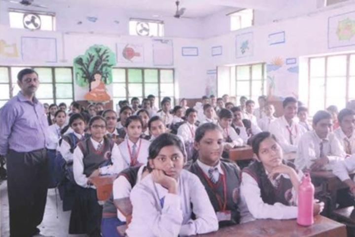 Udai Pratap Public School-Class Room