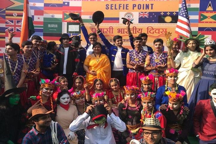 Udai Pratap Public School-Festival Celebrations