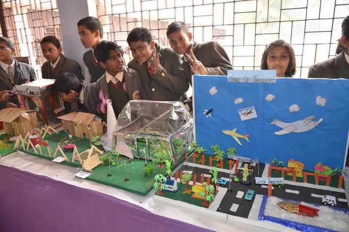 Udai Pratap Public School-Science Exhibition