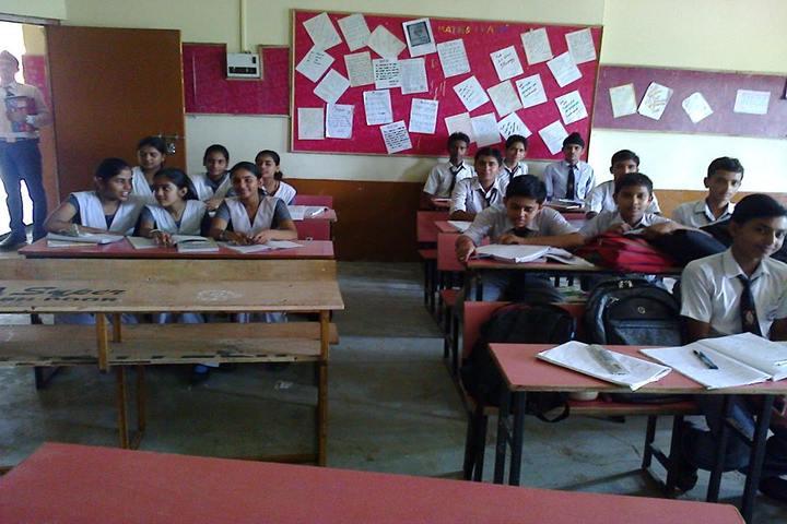 Uma Devi Childrens Academy-Class Room