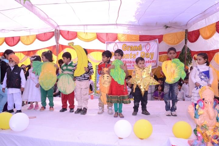 Uma Devi Childrens Academy-Grand Parents Day