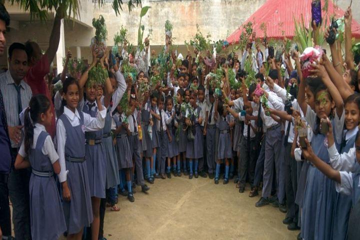 Uma Devi Childrens Academy-Environmental Day