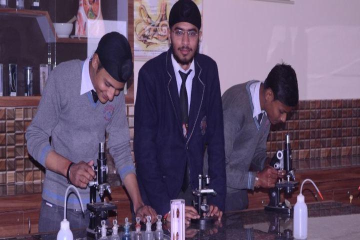 Uma Devi Childrens Academy-Lab
