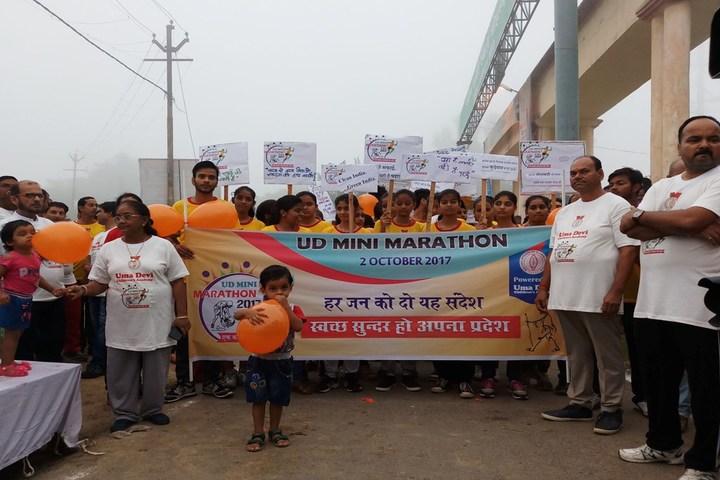 Uma Devi Childrens Academy-Marathon