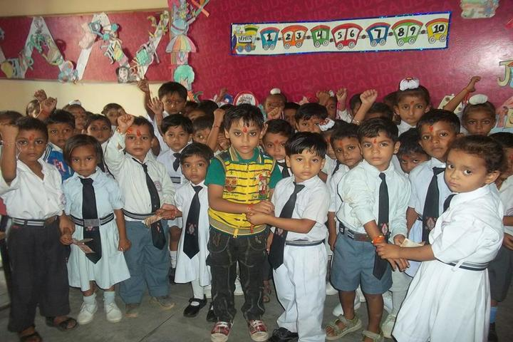 Uma Devi Childrens Academy-Rakshabandhan Celebrations