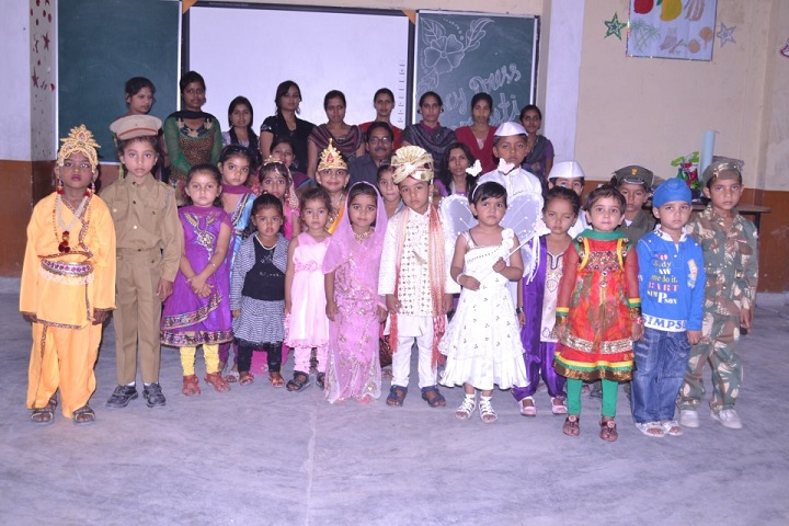 Uma Devi Childrens Academy-Fancy Dress Competition