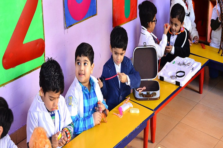 Uma Krishna Educational Foundation-Kids Activity