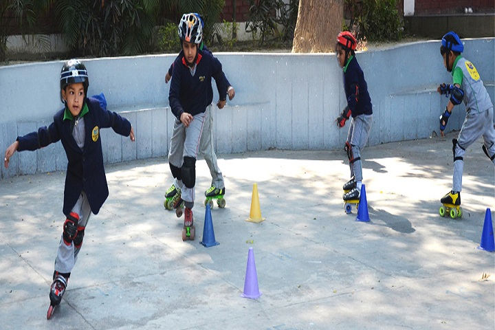 Uma Krishna Educational Foundation-Skating