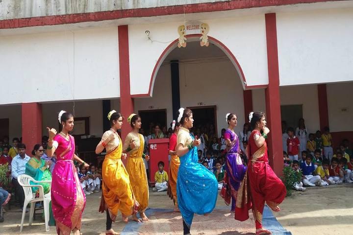 Uma Shankar Vidhyapeeth-Festival Celebration